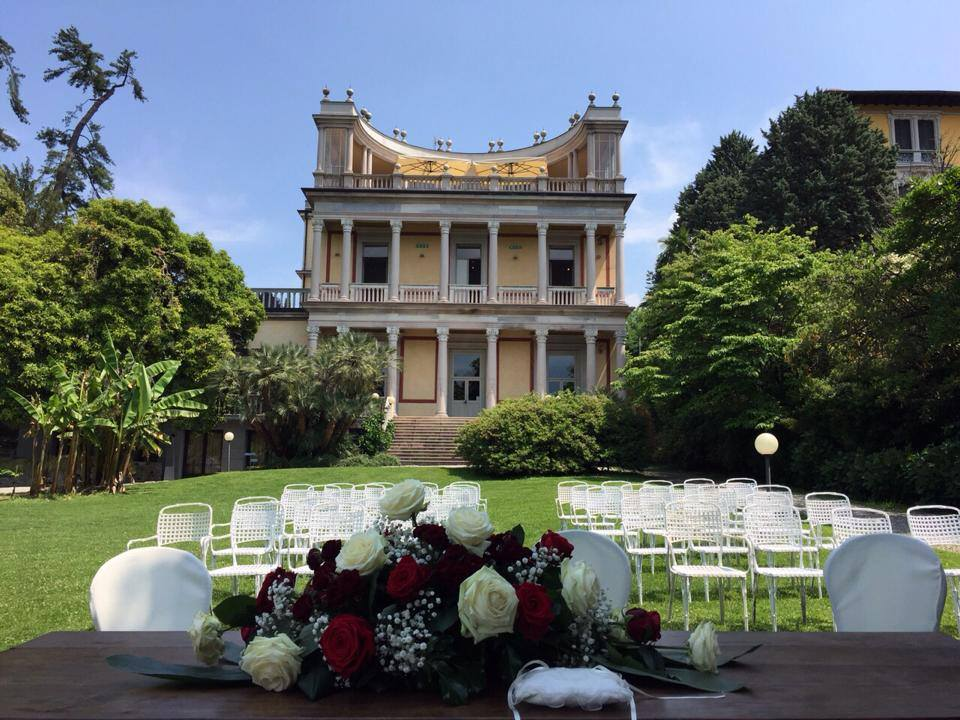 Civil wedding Lake Maggiore